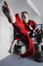 Chris Jones | Martial Arts & Fitness instructor