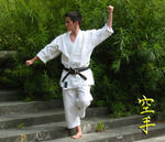 Andrea Carbon | Shotokan Karate teacher
