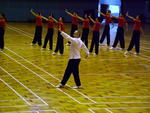 Kevin McQuaid | Tai Chi instructor