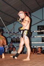 Bradley Goldberg | muay thai boxing kickboxing teacher