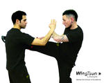 Anthony Giles | Wing Tsun Kung Fu instructor