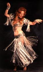Jacqueline Chapman | Middle-eastern dance teacher
