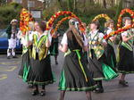 Ripley Green Garters | North West style Morris Dancing teacher