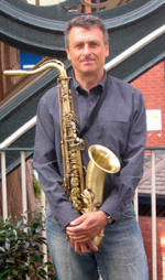Pete Canter | Saxophone tutor