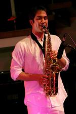 James Marsh | Saxophone teacher