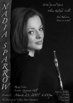 Nadia Sparrow | Flute and Piano teacher