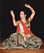 urja Thakore | dance teacher