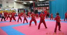 Classes at SD School of Martial Arts