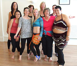 Bellydancing Classes in Edinburgh City Centre