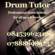 Professional drum tuition for all ages & levels