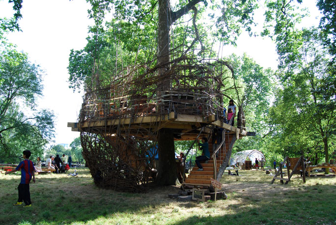 The Treehouse Gallery