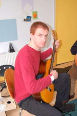 Stephen Driscoll | Guitar teacher(classical and electric) teacher