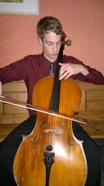 Isaac Collier | Cello teacher