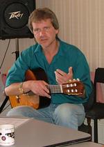 Lin Flanagan | guitar tutor