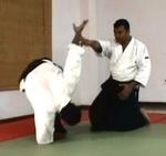 Shailendra LATCHMEA | aikido instructor