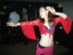 shanshan xu | belly dancing teacher