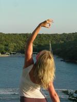 Caroline Biddle   hatha yoga teacher