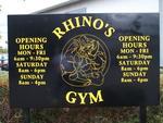 Rhino's Fitness Studio  