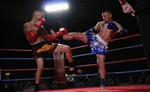william anderson | thai boxing coach instructor