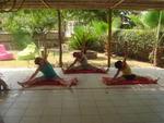 Joanne Ozden   yoga workshop leader
