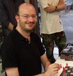 Alessio Cavatore | Italian lecturer