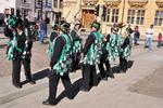 OBJ Morris | Border morris dancing workshop leader
