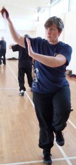 Alison Newband | Tai Chi instructor