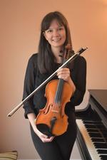 Emma Abrams | Violin teacher