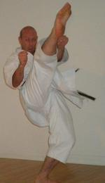 Simon Williams | Karate & Tai Chi teacher