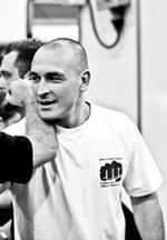 Al Peasland | martial arts instructor