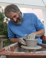 Bill Crumbleholme | pottery tutor