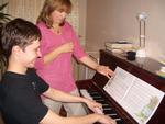 Irina Vakulova | Piano & Music Theory teacher