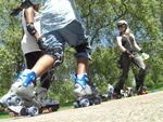 Lorraine Roberts | Learn to skate. London roller skating and Inline skate lessons. instructor