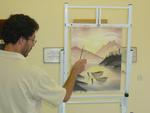 Aldo   Galli | Bob Ross Oil Painting Technique instructor
