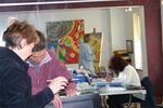 Zangmo Denise Alexander | art creativity mindfulness and spirituality tutor and coach