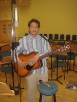 Teguh Santosa | Accoustic Guitar teacher