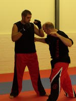 Keith Hipkiss | Mixed Martial arts instructor