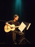 Davide Lufrano Chaves | guitar teacher