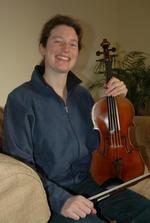 Natasha Wright   Viola Violin and Piano tutor
