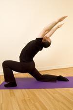 Stefan Cunnington   yoga teacher