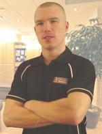 Ben Malton   Personal Trainer trainer