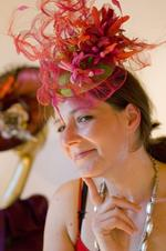 Lina Stein | millinery workshops tutor