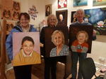 Marion Dutton | beginners art classes instructor