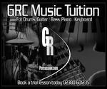 Glenn Clarke | Drum Kit & Guitar Tuition teacher