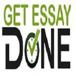 GetEssay Done | Write My Essay teacher