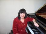 Angela Brownridge   Piano. teacher