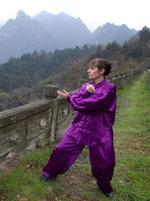 Helen Kingdon | Tai Chi teacher