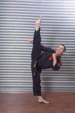 Paul  Drury | martial arts instructor