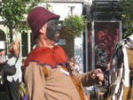 Paul Mansley | mummers plays practitioner