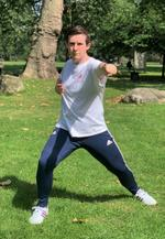 Malachy O'Connor | Chinese Martial Arts and Qigong teacher